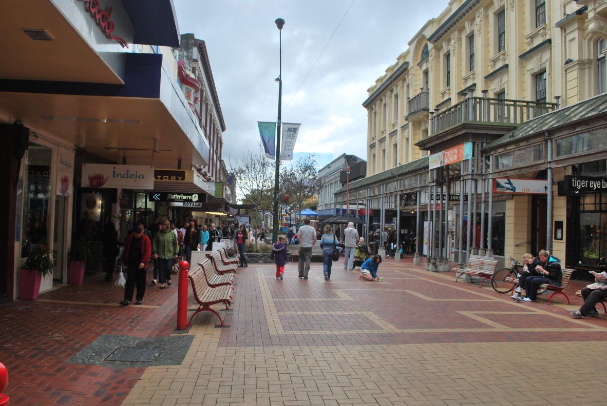 Wellington Street Restaurants