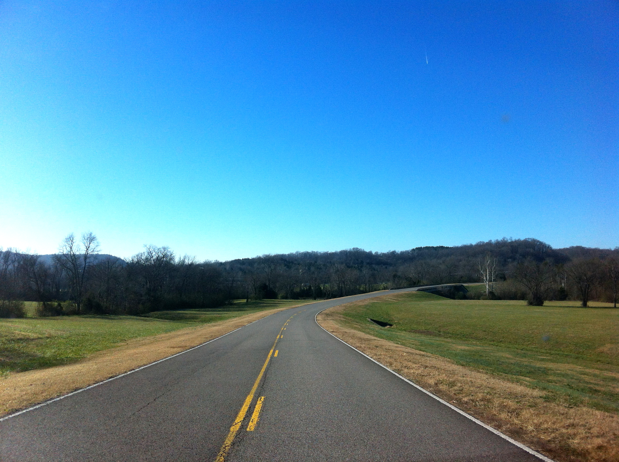 The Road Less Traveled: The Natchez Trace Parkway