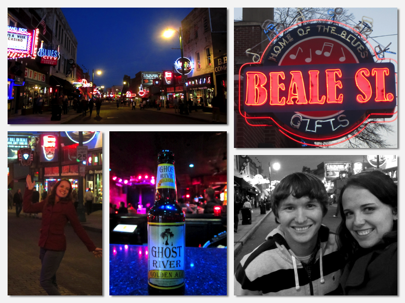 Beale St Collage