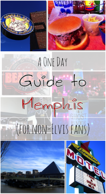 one day guide to memphis