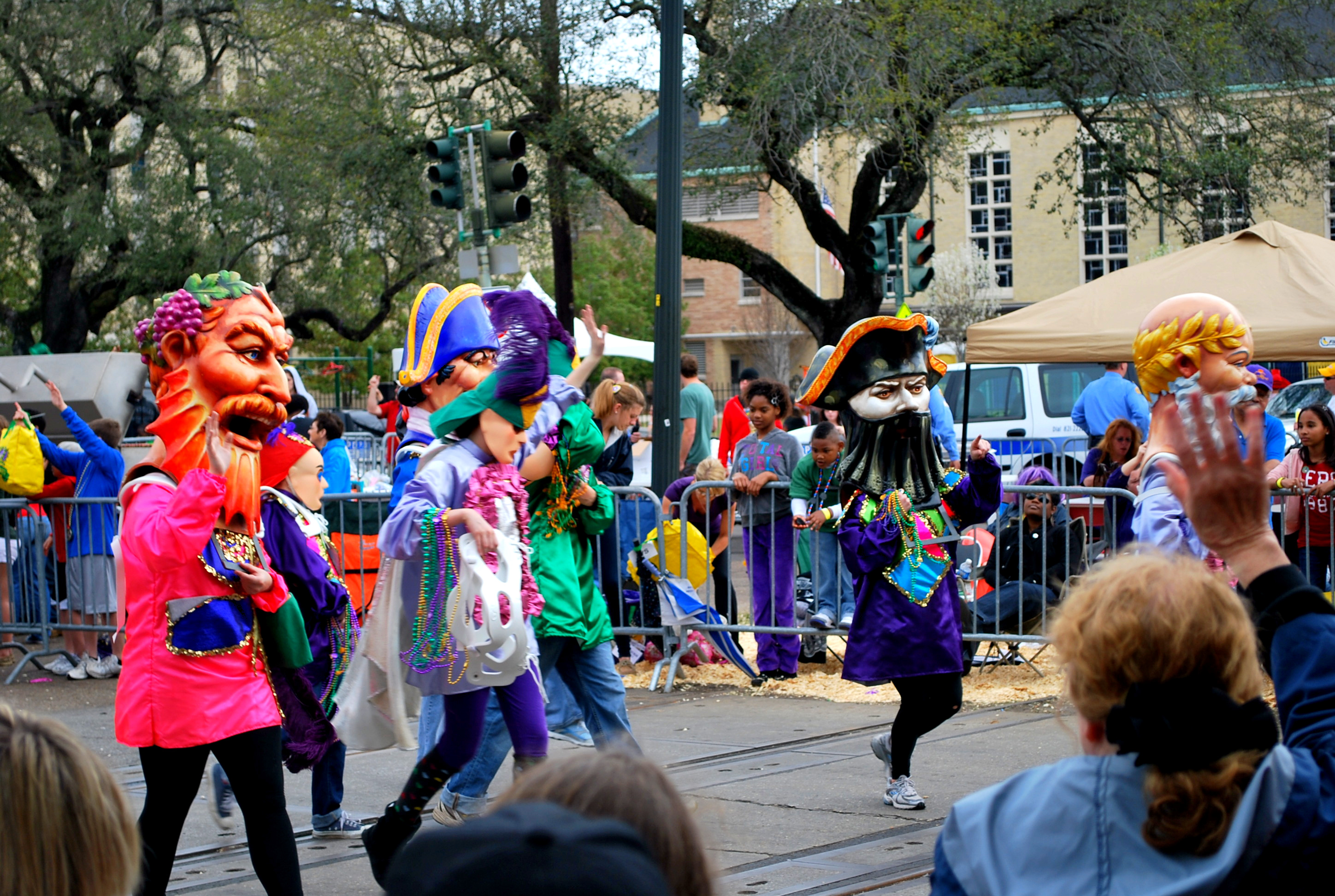 Mardi Gras Tips for First Timers