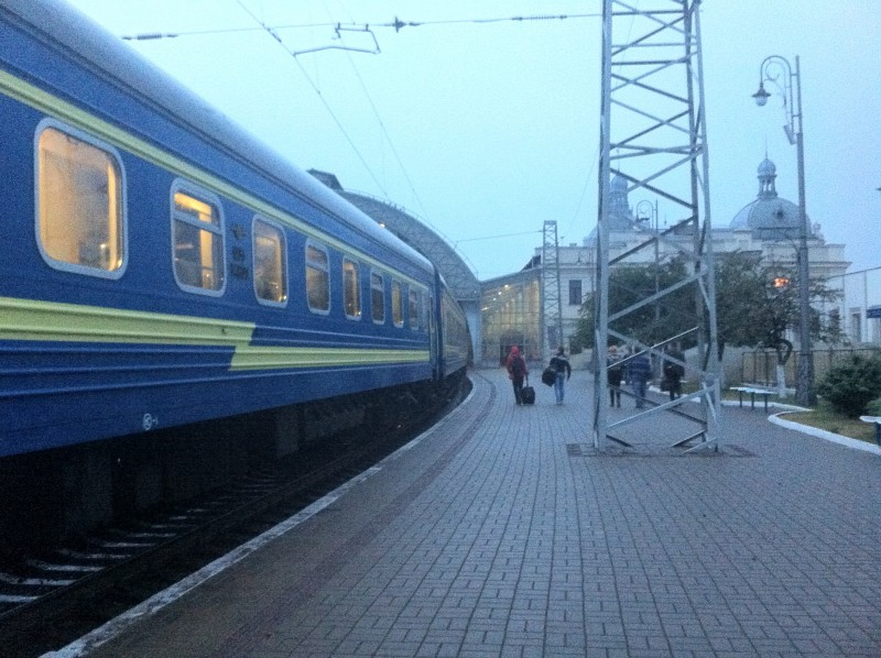 Buying Train Tickets in Ukraine – Is There a Name for That?