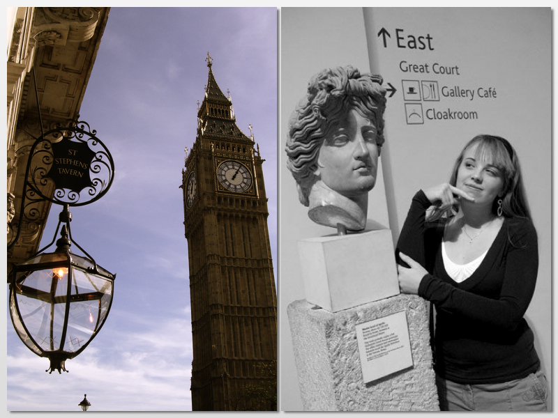 London, 2006: The Trip That Started It All