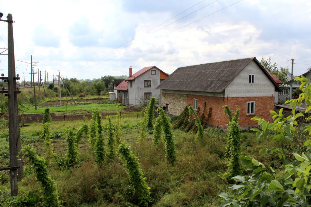 Rozvadiv, Ukraine