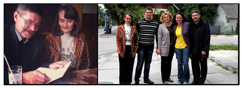 Finding my Ukrainian Family!