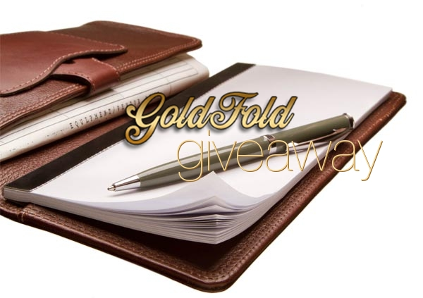 goldfold giveaway!