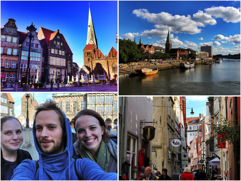 Bremen Collage
