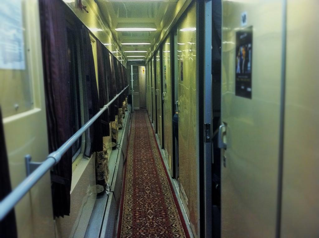 tales from a ukrainian overnight train