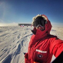 Traveler Threads: Living and Working in Antarctica at the South Pole