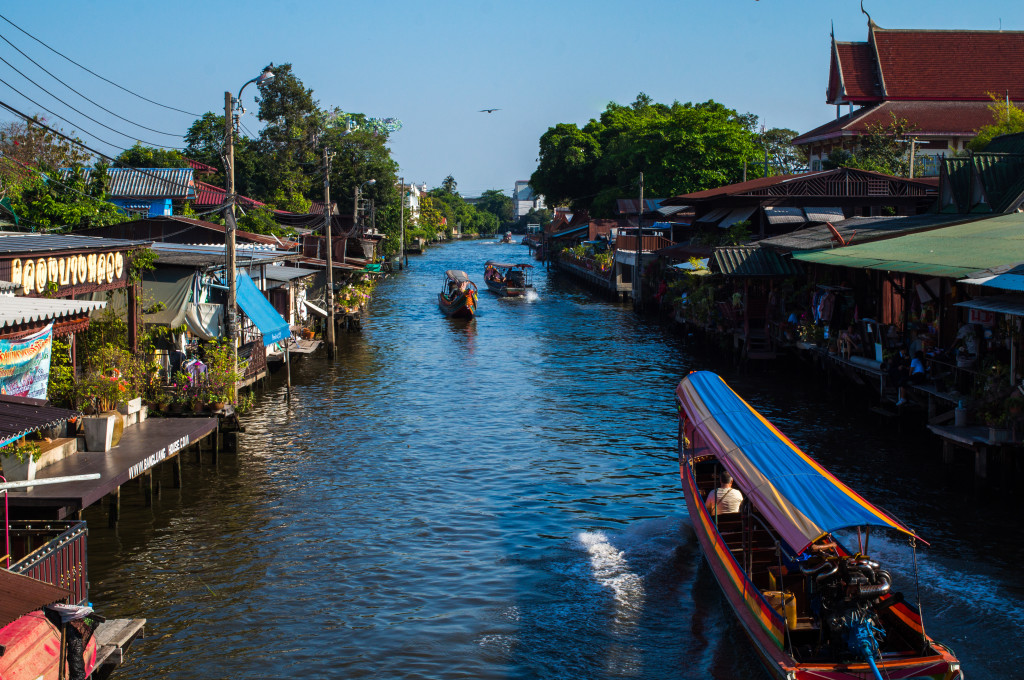 1 month itinerary thailand and vietnam