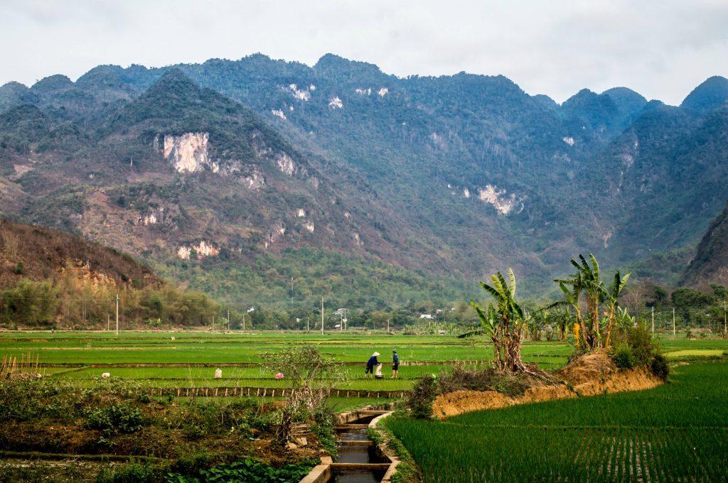 mai chau vietnam 1 month itinerary