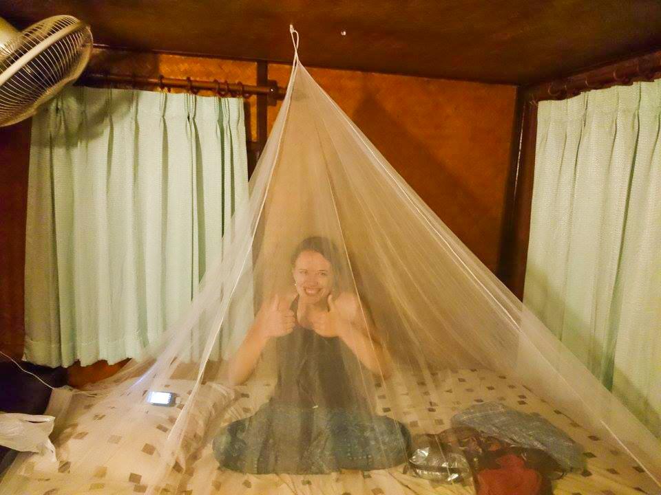 mosquito net koh tao