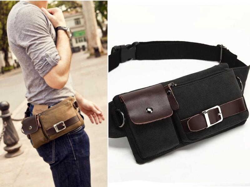 on set hip bag for men